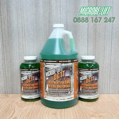 Vi sinh xử lý nước thải MicrobeLift® DGTT