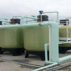 hệ thống xử lý nước khách sạn