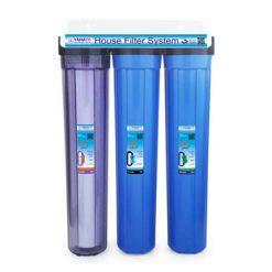 Bộ lọc nước sinh hoạt 3 cấp lọc 20inch yamato